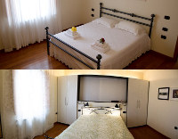 Bed and breakfast il ramaiolo - camere