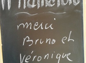 Merci Bruno ed Veronique [2014.03.29]